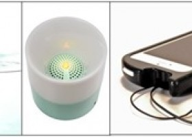 CES: Power Solutions, Bluetooth Speakers and Accessories from Digital Treasures