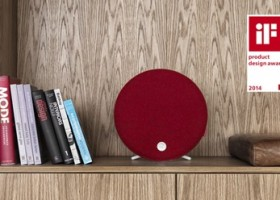 Libratone Loop is 2014 iF Design Awards Winner