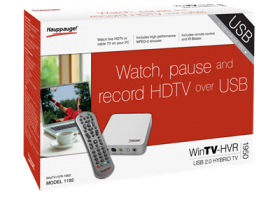 Hauppauge Introduces WinTV-HVR-1975 Multi-Standard TV Receiver
