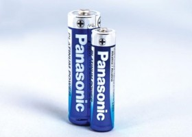 Panasonic Announces Platinum Power AA and AAA Alkaline Batteries