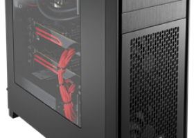 Corsair Intros Obsidian Series 450D Mid-tower PC Case