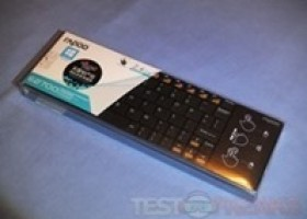 Rapoo Blade Series E2700 Wireless Multi-media Touchpad Keyboard Review @ TestFreaks