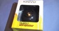 Kinivo ZX120 Mini Portable Speaker Review @ TestFreaks
