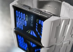 TokyoFlash Intros Very Limited Edition Kisai Console Acetate Watch