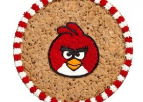 Angry Birds Cookies Coming from Mrs. Fields