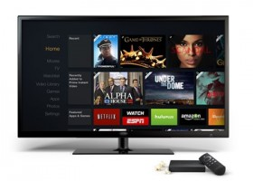 Amazon Intros Fire TV Set Top Box