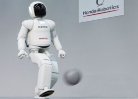 ASIMO Coming to New York April 16th