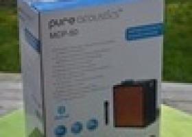 Pure Acoustics MCP50 Bluetooth Portable Entertainment System Review @ TestFreaks