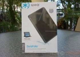 Speck DuraFolio for iPad Air Review @ TestFreaks