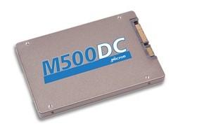 Micron Launches SATA Enterprise M500DC SSD