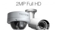 TRENDnet Launches Outdoor Two-Megapixel Network Cameras