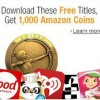 Get 1,000 Amazon Coins for Free