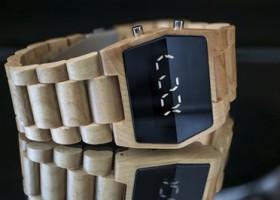 Tokyoflash Japan Intros Kisai Xtal Wood Watch