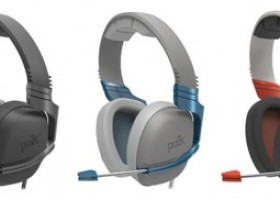 E3: Polk Debuts Striker Headset