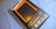 Poweradd Apollo 7200 mAh Solar Battery Charger Review @ TestFreaks