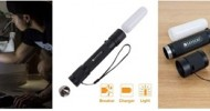 Satechi Intros LightMate Outdoor and Emergency LED Flashlight