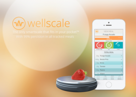 Indiegogo WellScale Portable Scale