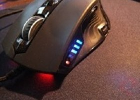 Sentey Revolution Pro Gaming Mouse Review @ DragonSteelMods