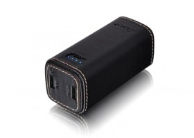 LUXA2 Launches PL3 10,400mAh Leather Power Pack