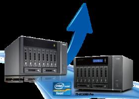 QNAP Launches High-Performance Turbo NAS TS-ECx80 Pro Series
