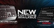 New Editions of CM Storm Devastator & QuickFire Rapid-I Keyboard Coming Soon
