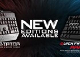 New Editions of CM Storm Devastator & QuickFire Rapid-I Keyboard Coming Soon