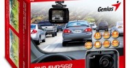Genius Launches DVR-FHD568 Vehicle Recorder