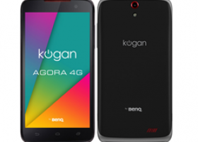 Korgan and Benq Join Up to Announce the Agora 4G Android Phone