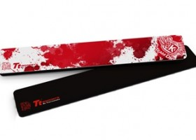 Thermaltake Launches Tt eSPORTS Gaming Wrist Rest Series