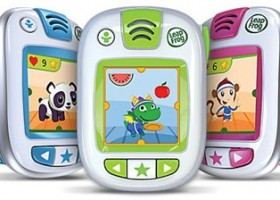 LeapFrog LeapBand Activity Tracker For Children Now Available