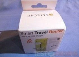 Satechi Smart Travel Router Review @ TestFreaks