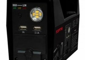 Sceptre Unveils Power Boost SS1000 Portable Emergency Power Source