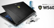 MSI Launches WS60 Workstation Laptop