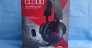 Kingston HyperX Cloud Headset Review @ TestFreaks