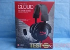 Kingston HyperX Cloud Headset Review @ TestFreaks