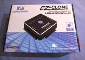 Kingwin EZ-Clone USI-2535CLU3 Review @ DragonSteelMods