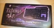 Tesoro Tizona G2N Mechanical Gaming Keyboard Review @ TestFreaks