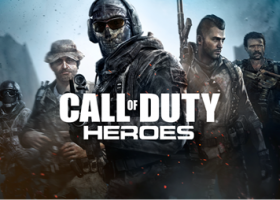 Call of Duty: Heroes Available Now for iOS Devices