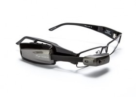 Vuzix M100 Smart Glasses Available for Pre-Order Now on Amazon