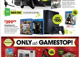 GameStop Black Friday Deals