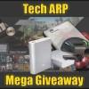 Tech ARP 2014 Mega Giveaway Contest