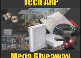 Tech ARP 2014 Mega Giveaway Contest