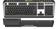 Cougar Announces 600K Mechanical Gaming Keyboard