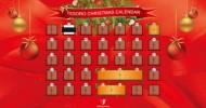 Tesoro Announces Christmas Calendar Global Giveaway