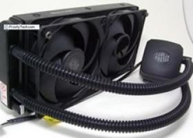 Cooler Master Nepton 240M Liquid Cooling System Review @ Frostytech