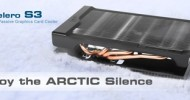 Arctic Launches Accelero S3 Silent VGA Cooler
