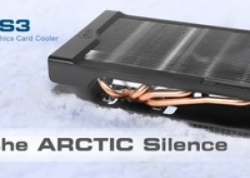 Arctic Launches Accelero S3 Silent VGA Cooler