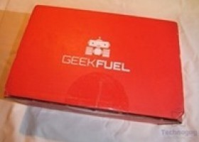 Geek Fuel Monthly Mystery Box Review @ Technogog