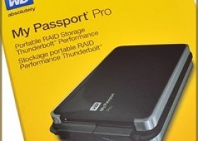 Western Digital My Passport Pro 2 TB Portable (Thunderbolt) Hard Disk Drive Review @ Tech ARP