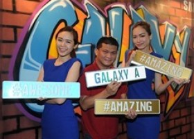 Samsung Galaxy A5 & Galaxy A3 Smartphone Launch Event @ Tech ARP